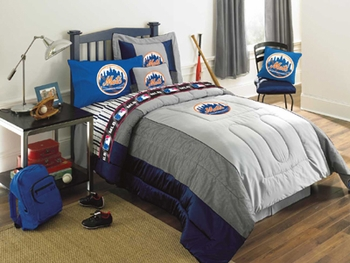 NEW YORK METS Authentic Bedding