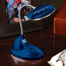 New York Yankees Led Light Desk Lamp