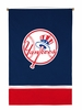 New York Yankees Sidelines Wall Hanging