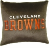 "NFL Cleveland Browns 16"" Plush Pillow"