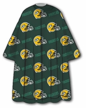 NFL PACKERS Snuggler Blanket
