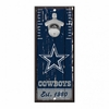 NFL Football Team Bottle Opener Signs