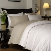 Outlast Temperature Regulating Comforters-T300�100% Cotton Sateen by Design Weave