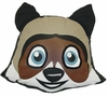 """OVER THE HEDGE 14"""" RJ Pillow"""
