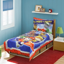 "Paw Patrol ""All Paws"" Toddler Bedding Set"