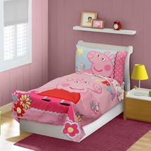 Peppa Pig Toddler Bedding Set