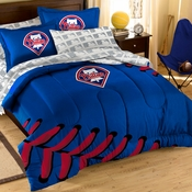 "Phillies Twin/Full Comforter 72"" x 86"""