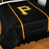 Pittsburgh Pirates Bed Skirt