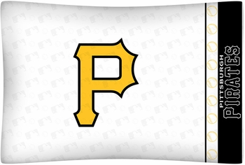 Pittsburgh Pirates Bedding-Sidelines