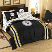 Pittsburgh Steelers NFL Bed In A Bag Set