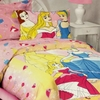 Princess Jersey Knit Twin Comforter-Disney