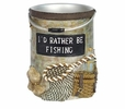Rather Be Fishing Tumbler