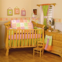"""Razzle Dazzle"" Infant Bedding"