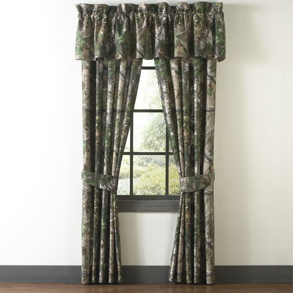 Realtree Xtra Green Camouflage Bedding