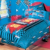 Nascar Road To Victory Full Bedskirt