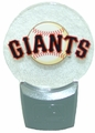 San Francisco Giants Night Light