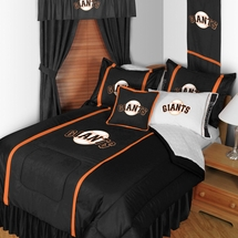San Francisco Giants Sidelines Bedding