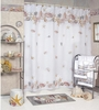 SEA BREEZE Shower Curtain & Accessories