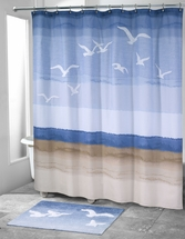 Seagulls Shower Curtain & Bath Accessories by Avanti