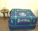 SEATTLE MARINERS CLASSICS BEDDING
