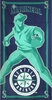 SEATTLE MARINERS Game Day Beach Towel