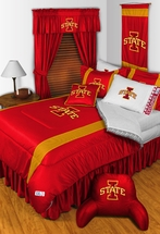 Sidelines IOWA STATE CYCLONES Bedding and Accessories