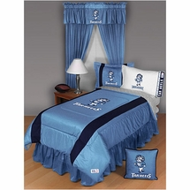 Sidelines North Carolina Tar Heels Bedding and Accessories