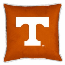 "Sidelines TENNESSEE VOLS 17"" Square Pillow"