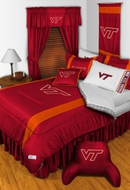 Sidelines VIRGINIA TECH Bedding and Accessories