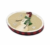 Snowmen Gathering Holiday Soap Dish By Avanti