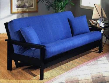 Futon Covers Bedding Solid Color Futon Covers Denim