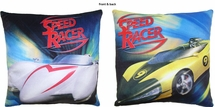 Speed Racer SPEED Decorative Pillow