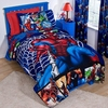 Spiderman Comic Toss Pillow  13""