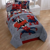 Spiderman-Go Spidey Bedding for Kids