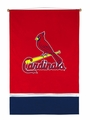 St Louis Cardinals Sidelines Wall Hanging