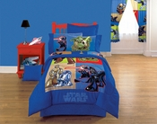 Star Wars GALACTIC HEROES Pillowcase
