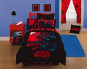 Star Wars The Dark Side Kids Bedding for Boys