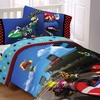 Super Mario The Race Is On Twin Sheet Set