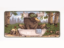 Taking Care of Business Bathroom Rug by Avanti