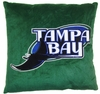 "TAMPA BAY  RAYS 16"" Plush Pillow"