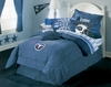 NFL Tennessee Titans Embroidered Logo Valance
