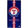 Texas Rangers MLB Fiber Reactive Beach Towel