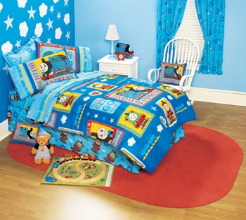 Thomas BEDTIME EXPRESS Childrens Bedding for Boys and Girls