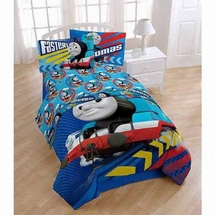 Thomas Faster Kids Bedding