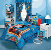 Thomas Full Steam Twin Comforter