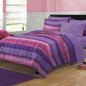 Tie Dye Bed In A Bag Set by CHF Industries