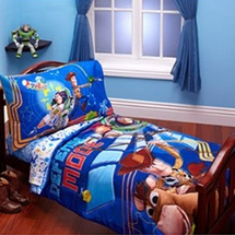 Toy Story Defense Mode Toddler Bedding Set