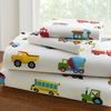 Trains, Planes and Trucks Sheet Sets