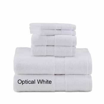 Under The Canopy Organic Cotton 6-Piece Towel Set