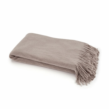 Vellux Abundance Acrylic Throw with Fringe